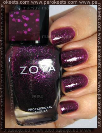 1. dan: Zoya - Roxy