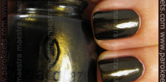 China Glaze - Wagon Trail