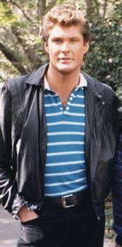 David Hasselhoff 1986