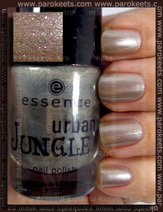 Essence - Urban Jungle TE - Exotic Beauty