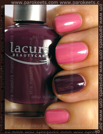 Lacura (Hofer): Sugar and Violet