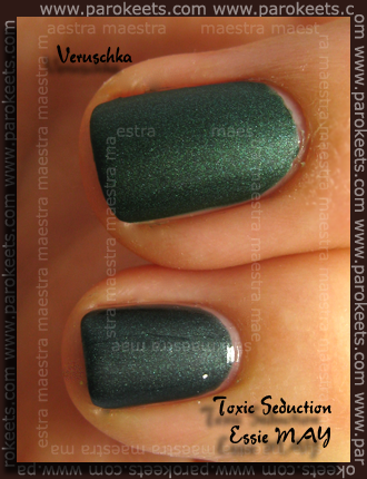 Misa - Toxic Seduction vs. Zoya - Veruschka
