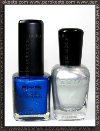 BYS Blue Buzz, Zoya Laney
