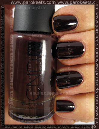 CND - Colour - Raisin In The Sun