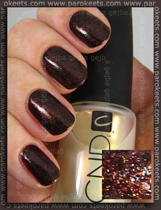 CND: Colour - Raisin In The Sun + Effect - Copper