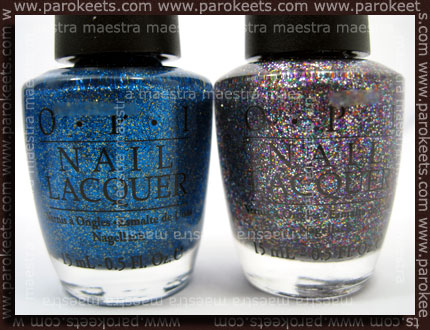 OPI: Absolutely Alice, Mad as a Hatter