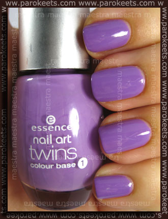 Essence - Be A Nail Artist - Joe