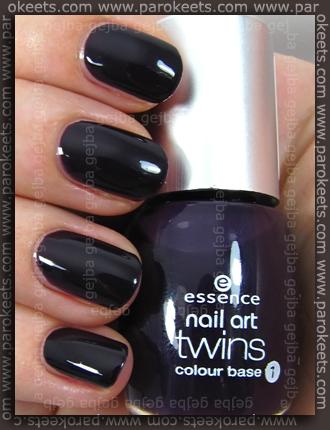 Essence: Nail Artist Twins - Thelma