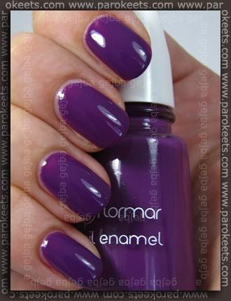 Flormar 410 swatch