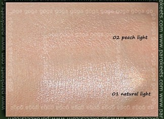 Revlon Skinlights swatch