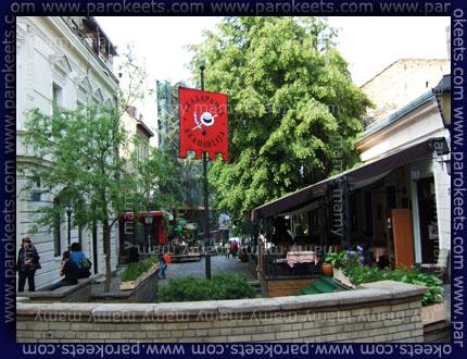 Beograd, Skadarlija