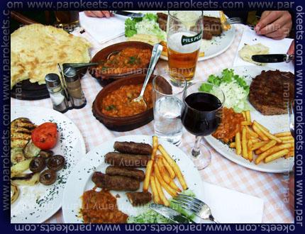 Beograd, kulinarika