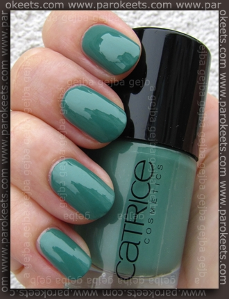 Catrice - I Sea You swatch