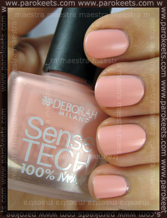 Swatch: Deborah - Sense Tech 100% Mat - 02