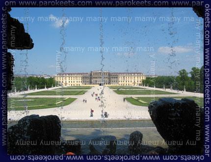 Dunaj_Wien_park