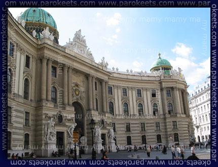 Dunaj_Wien_Hofburg