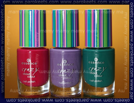 Essence TE Crazy About Colour