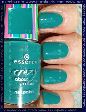 Essence Crazy About Colour: Crazy Me
