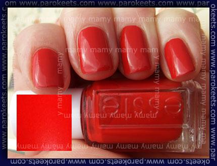Essie - Red Nouveau