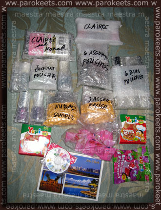 Swap package from Thriszha