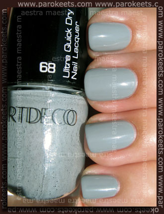 Swatch: Artdeco - Ultra Quick Dry Nail Lacquer - 68
