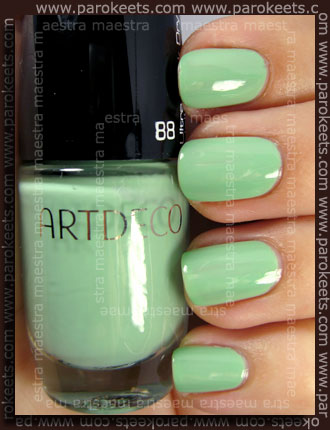 Swatch: Artdeco - Ultra Quick Dry Nail Lacquer - 88
