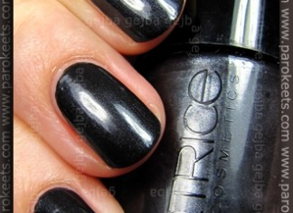 Catrice - Back To Black swatch