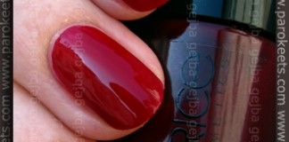 Catrice: Caught On The Red Carpet swatch