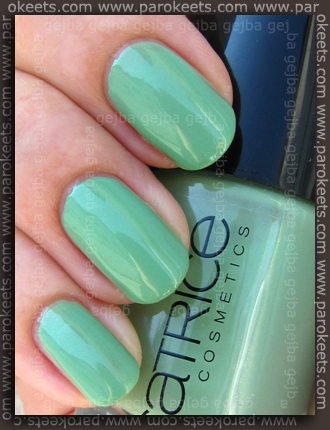 Catrice - Sold Out For Ever swatch