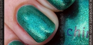 China Glaze - Watermelon Rind swatch