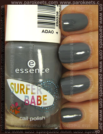 Swatch: Essence - Surfer Babe - Pointbreak