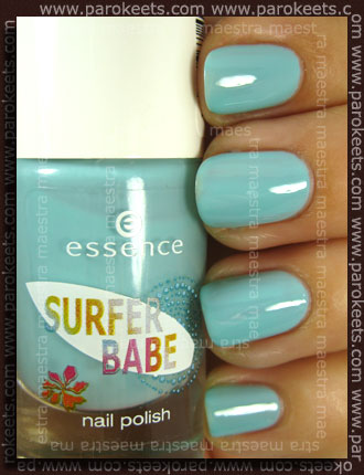 Swatch: Essence - Surfer Babe - The World's Coolest