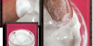 Swatch: Essie Ejuvenate - Microdermabrasion Hand Refiner