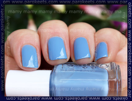 Essie - The Resort Collectin: Lapis Of Luxury, swatch