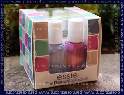 Essie - The Resort Collection