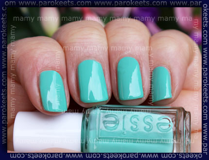 Essie - The Resort Collection: Turquoise & Caicos