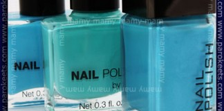 H&M: U Must Have This, Bella's Choice, Aquatini, bottles