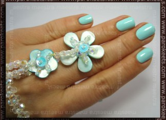 Swatch: Illamasqua - Pastel Nails - Nudge