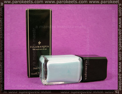 Bottle: Illamasqua - Pastel Nails - Nudge