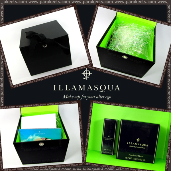 Illamasqua surprise package