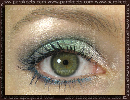 Make up: Sweetscents: Passion, Carbon