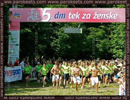 5th DM run for women