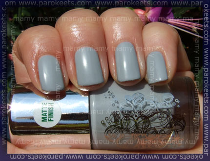 Catrice - LE Oceana, Pebble Beach, swatch