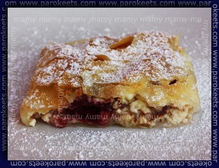Češnjev zavitek, Cherry Pie