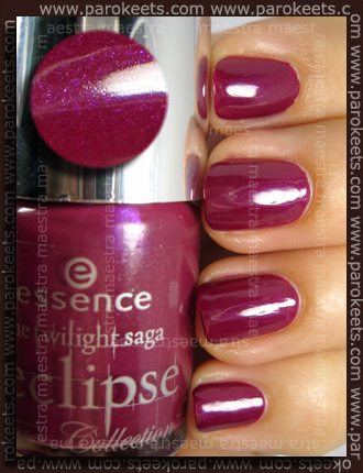 Swatch: Essence - Eclipse TE - Don't Bite Me - Kiss Me