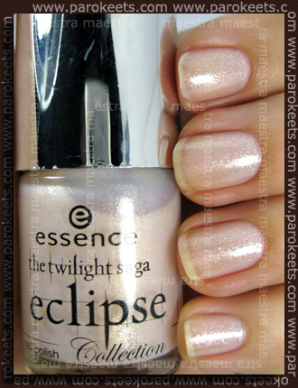Swatch: Essence - Eclipse TE - Ready To Be Bitten (1 coat)