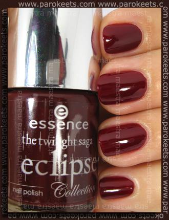 Swatch: Essence - Eclipse TE - Thirsty?