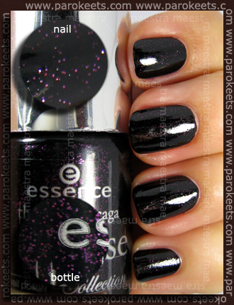 Swatch: Essence - Eclipse TE - Undead?