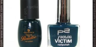 Essence Back To Paradise vs. p2 Dangerous comparison