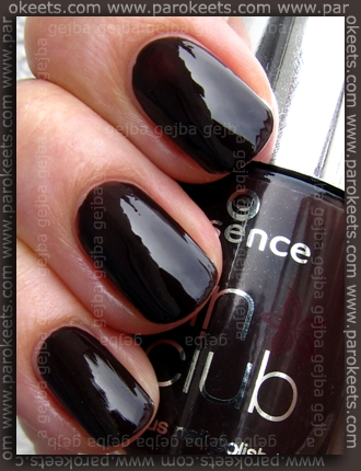 Essence Sun Delicious - Chocolicious swatch